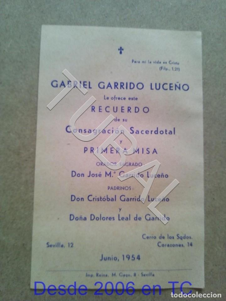 Postales: TUBAL GABRIEL GARRIDO LUCEÑO ESTAMPA ANTIGUA ENVIO 2019 70 CTMS B04 - Foto 2 - 178762636