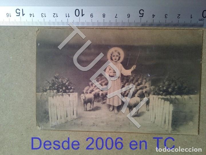 TUBAL POSTAL ESTAMPA ANTIGUA BAÑERAS ENVIO 2019 70 CTMS B04 (Postales - Postales Temáticas - Religiosas y Recordatorios)