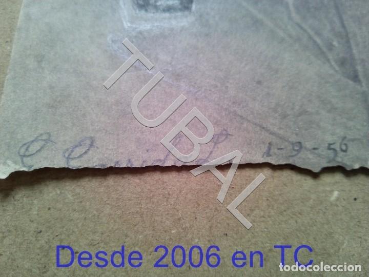 Postales: TUBAL CRISTOBAL GARRIDO LUCEÑO DIBUJO RETRATO AL CARBON FIRMADO 1956 ENVIO 2019 70 CTMS B04 - Foto 2 - 178777608