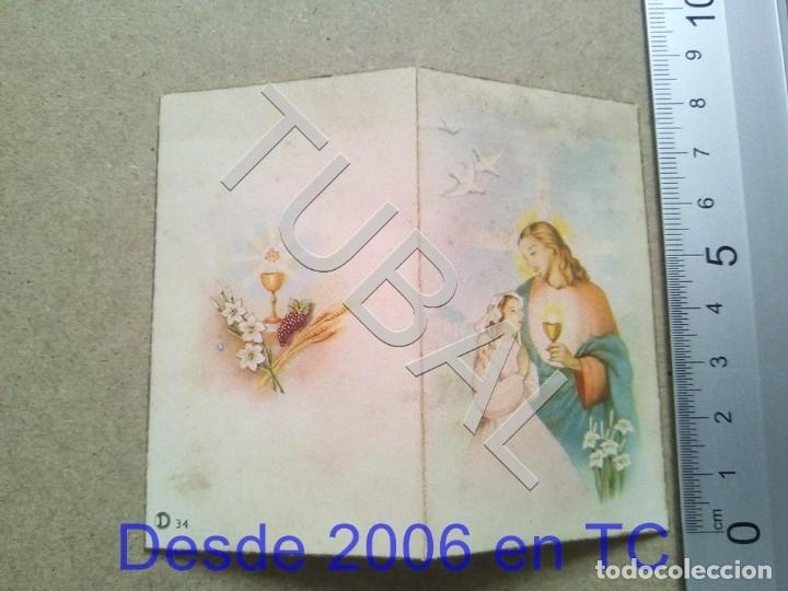 TUBAL ESTAMPA ANTIGUA ENVIO 2019 70 CTMS B04 (Postales - Postales Temáticas - Religiosas y Recordatorios)