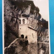 Postales: SANTUARI DE MONTGRONY. CAPELLA DE LA VERGE. NUEVA. Lote 178834833
