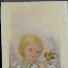 Postales: RECORDATORIO COMUNION MARTA RIBAS -. Lote 178913528