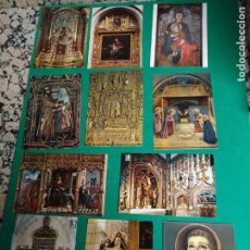 Postales: LOTE 99 POSTALES RELIGIOSAS . Lote 178993245