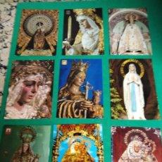 Postales: LOTE 36 POSTALES RELIGIOSAS ANTIGUAS . Lote 178993637