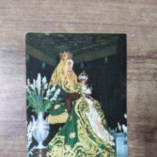 Postales: MFF.- ESTAMPA DE LA INAUGURACION DE LA CAFETERIA, CHOCOLATERIA Y APARTAMENTOS VIRGEN DE LOS REYES. Lote 179071465