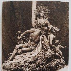 Postales: POSTAL NUESTRA SEÑORA DE LAS ANGUSTIAS. SALCILLO. ED. SUCESORES DE NOGUÉS, MURCIA. SIN CIRCULAR. Lote 179092756