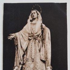 Postales: POSTAL DOLOROSA DE SALCILLO - ED. SUCESORES DE NOGUÉS, MURCIA. SIN CIRCULAR. Lote 179094033