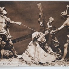 Postales: POSTAL LA CAIDA DE SALCILLO - ED. SUC. NOGUÉS, MURCIA. SIN CIRCULAR. Lote 179094982