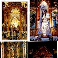 Postales: LOTE DE 12 POSTALES RELIGIOSAS - VER FOTOS DE CASI TODAS. Lote 179171378