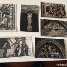 Postales: LOTE DE 6 POSTALES RELIGIOSAS. Lote 179252546