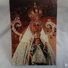 Postales: ANTIGUA POSTAL RELIGIOSA VIRGEN DEL PRADO . Lote 179745350