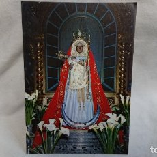 Postales: ANTIGUA POSTAL RELIGIOSA VIRGEN NUESTRA SEÑORA DE CANDELARIA . Lote 179925748
