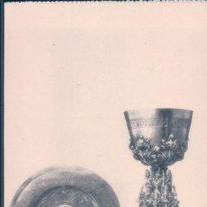 Postales: POSTAL CALIZ GOTICO - CATEDRAL DE SEGOVIA - REGALOMDE D BERTRAN DE LA CUEVA - HAUSER. Lote 180164247