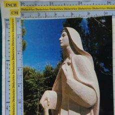 Postales: POSTAL RELIGIOSA SEMANA SANTA. AVILA AÑO JUBILAR TERESIANO 1982. 698. Lote 180404605