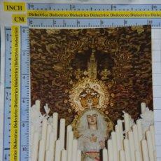 Postales: FOTO FOTOGRAFÍA RELIGIOSA SEMANA SANTA. ARCHICOFRADÍA SAN ROQUE SEVILLA. VIRGEN GRACIA. 710. Lote 180407746