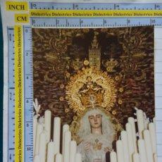 Postales: FOTO FOTOGRAFÍA RELIGIOSA SEMANA SANTA. ARCHICOFRADÍA SAN ROQUE SEVILLA. VIRGEN GRACIA. 713. Lote 180407946