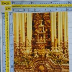 Postales: FOTO FOTOGRAFÍA RELIGIOSA SEMANA SANTA. DETALLE DE TRONO, SEVILLA 719. Lote 180409017