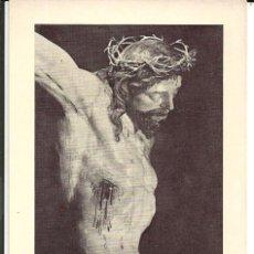 Postales: ESTAMPA *SANTISIMO CRISTO DE LA MISERICORDIA* - MURCIA. Lote 181326148