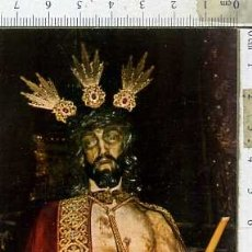 Postales: ESTAMPA RELIGIOSA, ECCE HOMO . SEMANA SANTA DE JEREZ. Lote 181517082