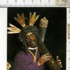 Postales: ESTAMPA RELIGIOSA, NTRO. PADRE JESUS DEL GRAN PODER . SEMANA SANTA DE SEVILLA. Lote 181517432