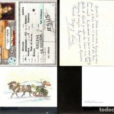 Postales: LOTE 2 POSTALES. . Lote 181562096