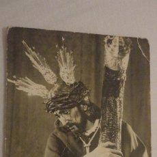 Postales: RECUERDO SOLEMNE QUINARIO.CRISTO JESUS DEL GRAN PODER.CAMAS SEVILLA 1974 FOTO FERNAND.. Lote 182355142