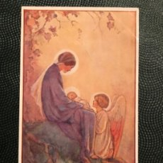 Postales: POSTAL MARGARET W. TARRANT NACIMIENTO THE MEDICI SOCIETY LTD. LONDON.. Lote 183619675