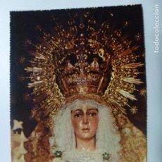 Cartes Postales: POSTAL. RELIGIOSA. SEVILLA. NUESTRA SEÑORA DE LA ESPERANZA MACARENA. ED. A. ROMERO. NO ESCRITA. . Lote 183814060