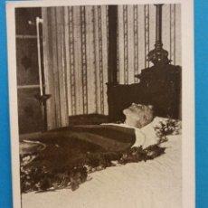 Postales: RECORDATORIO DE DEFUNCION. ANGEL GUIMERÁ. 1842-1924. Lote 184355101