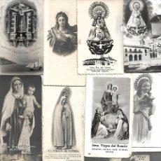Postales: BONITA COLECCION DE ESTAMPAS ANTIGUAS. Lote 184641418