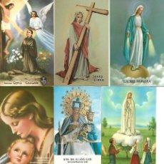 Postales: BONITA COLECCION DE ESTAMPAS ANTIGUAS. Lote 184641545