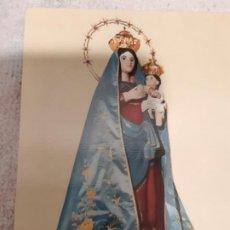 Cartes Postales: MADONNA DE PORTO SALVO.LAMPEDUSA.ITALIA. Lote 184808901