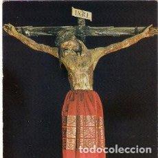 Postales: -39291 POSTAL SANTO CRISTO DE BURGOS, CRUCIFICADO, RELIGIOSA . Lote 186110920