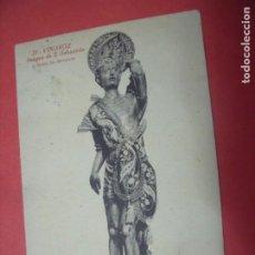 Cartes Postales: VINAROZ.-IMAGEN DE SAN SEBASTIAN.-L. ROISIN.-FOTOGRAFO.-POSTAL.. Lote 186171531