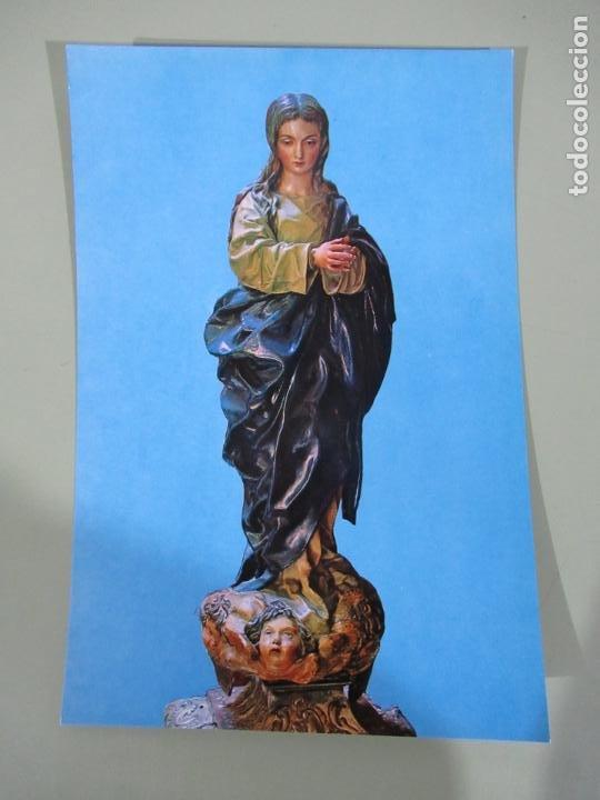 PURÍSIMA, DE ALONSO CANO - CATEDRAL GRANADA - SIN CIRCULAR (Postales - Postales Temáticas - Religiosas y Recordatorios)