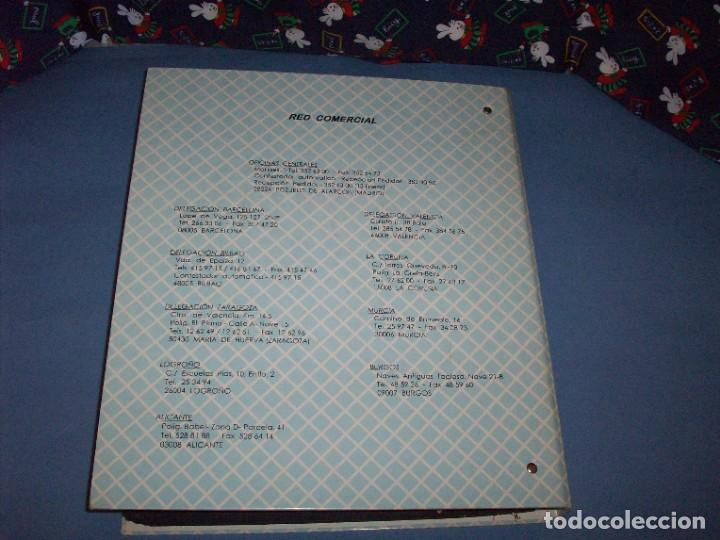 Postales: muestrario/catalogo de recordatorios de comunion jose ortiz S.A. 1998 - Foto 10 - 187582113