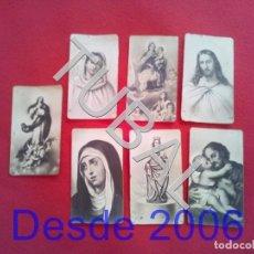 Postales: TUBAL LOTAZO ESTAMPAS RECORDATORIOS ANTIGUAS ENVÍO 0,7 € 2019 B17. Lote 188564652