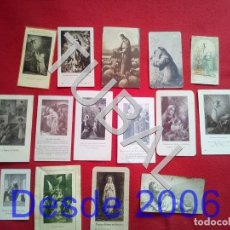 Postales: TUBAL LOTAZO ESTAMPAS ANTIGUAS RECORDATORIOS ENVÍO 1 € 2019 B18. Lote 188590263