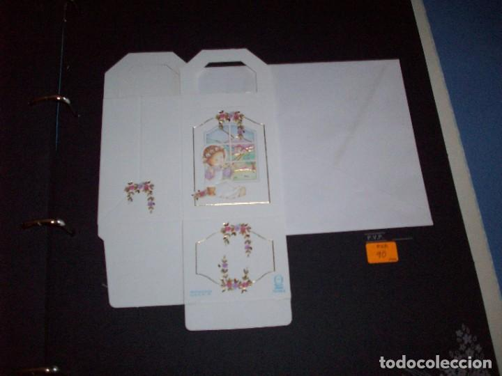 Postales: muestrario/catalogo de recordatorios de comunion jose ortiz S.A. 1998 - Foto 8 - 187582113