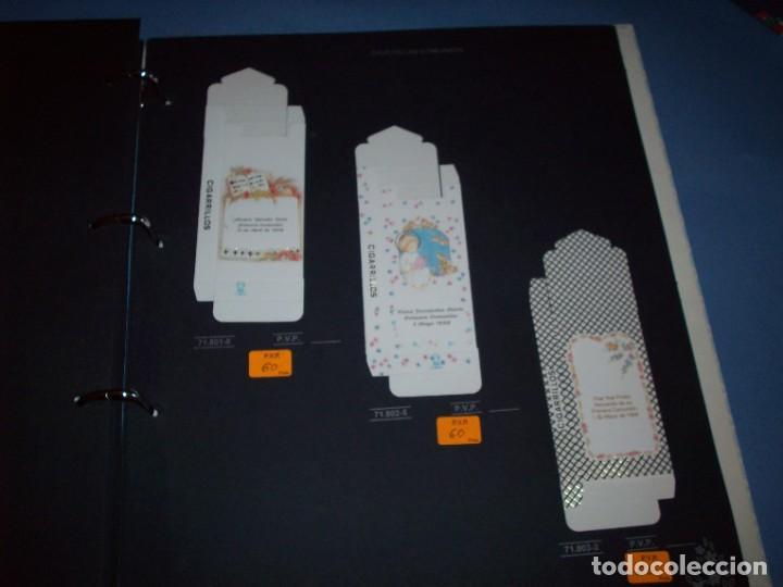 Postales: muestrario/catalogo de recordatorios de comunion jose ortiz S.A. 1998 - Foto 9 - 187582113