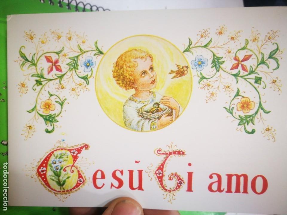 POSTAL RELIGIOSA ITALIA (Postales - Postales Temáticas - Religiosas y Recordatorios)