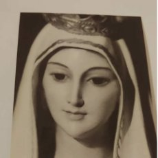 Postales: POSTAL FOTOGRÁFICA: NUESTRA SEÑORA DEL ROSARIO DE FÁTIMA. Lote 191536158
