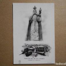 Postales: MARE DE DEU DE LES SALINES. MAÇANET DE CABRENYS. Nº 969. Lote 191813886