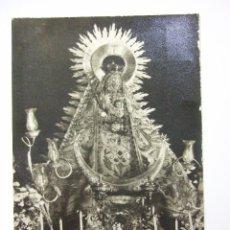 Postales: ESTAMPA FOTOGRAFICA - VIRGEN - RECORDATORIO DEFUNCION 1967 - ECIJA SEVILLA. Lote 191816716
