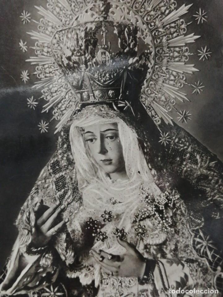 POSTAL MUESTRA, SEÑORA DE LA, ESPERANZA ESCRITA 1945 (Postales - Postales Temáticas - Religiosas y Recordatorios)