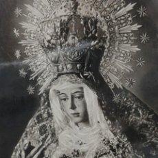 Postales: POSTAL MUESTRA, SEÑORA DE LA, ESPERANZA ESCRITA 1945. Lote 193869853