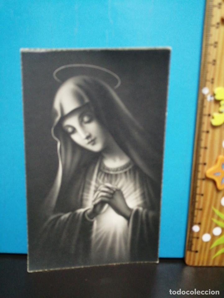 Postales: POSTAL VIRGEN MARIA EDICIONES ANCLA - Foto 2 - 193869876