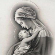 Postales: POSTAL VIRGEN MARIA Y NIÑO JESÚS EDICIONES ANCLA. Lote 193869888