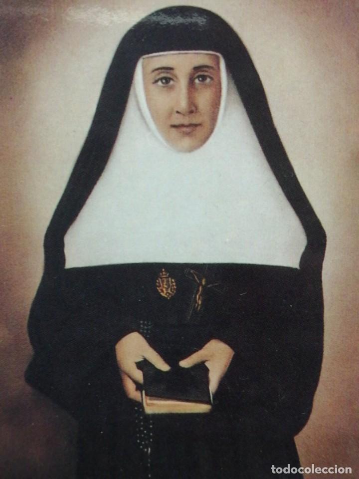 ESTAMPA RELIGIOSA BEATA, MARIA RAFOLS (Postales - Postales Temáticas - Religiosas y Recordatorios)