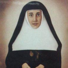 Postales: ESTAMPA RELIGIOSA BEATA, MARIA RAFOLS . Lote 193870013
